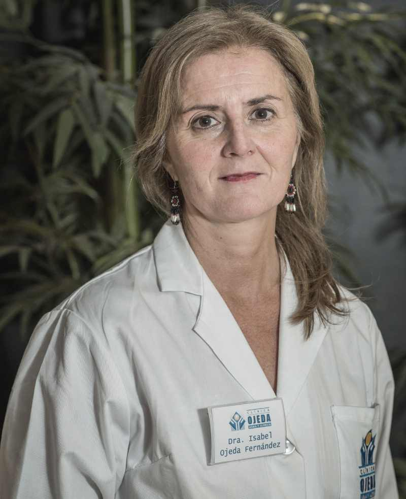 Alergóloga Dra. Isabel Ojeda