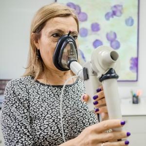 pruebas de alergia rinomanometría