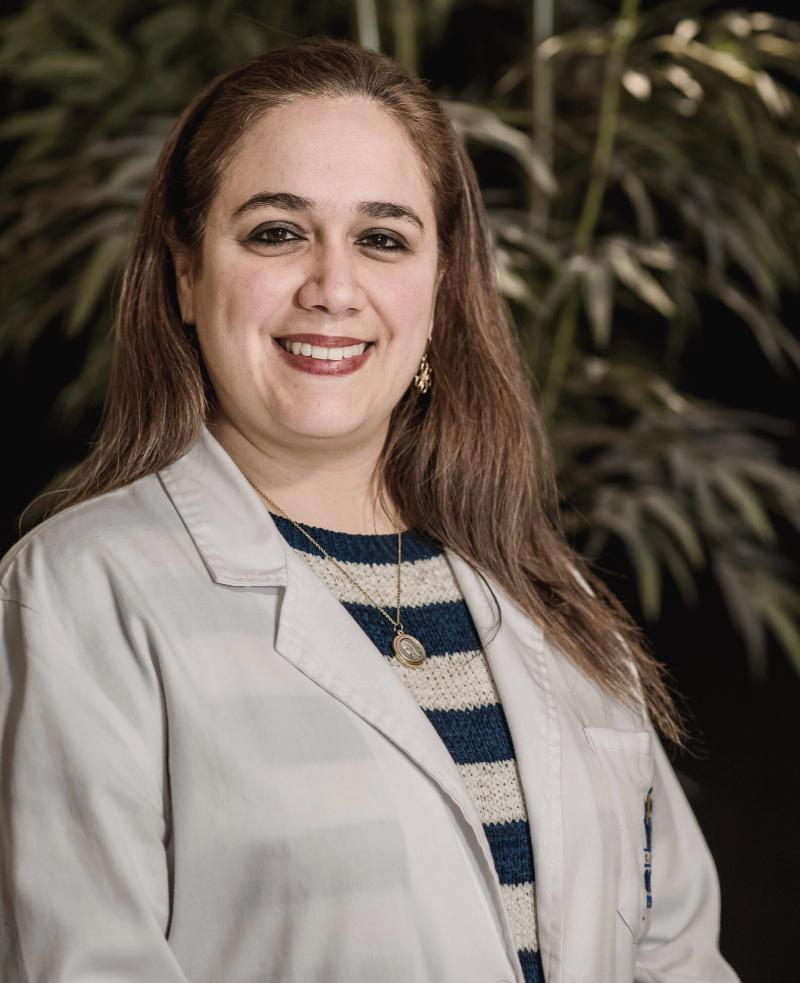 Inmunóloga clínica Dra. Ingrid Baquero